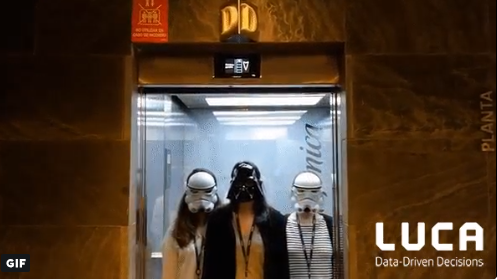¿Qué tiene que ver una careta de Darth Vader con la Nancy Comunión?: Sistemas de Recomendación (1)