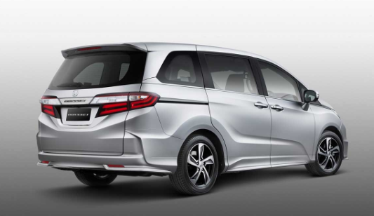 2018 Honda Odyssey Price, Redesign, Release Date