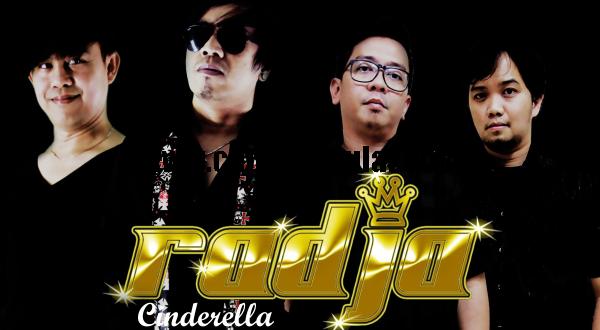 Chord Lirik Radja Cinderella