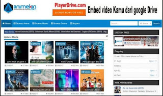 7 Situs Streaming Anime Terbaik Substitle Indonesia 2017