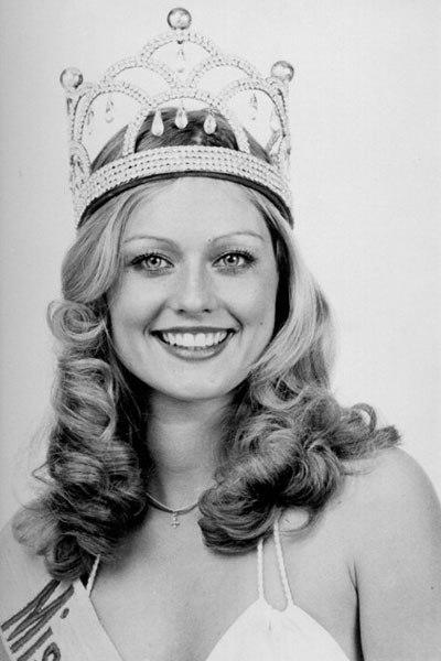 Miss World Of 1977 – Mary Stävin