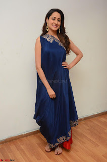Pragya Jaiswal in beautiful Blue Gown Spicy Latest Pics February 2017 069.JPG
