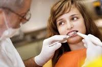 gigi anak tongos
