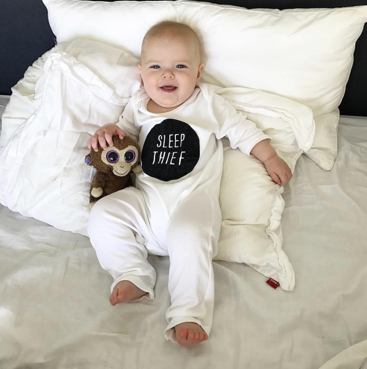 A Little Bit About Baby Sleep