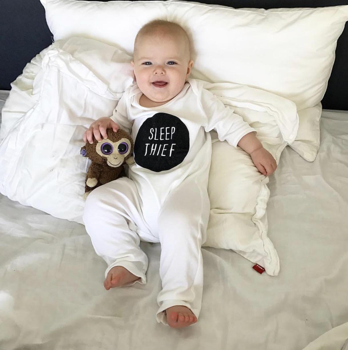 A Little Bit About Baby Sleep