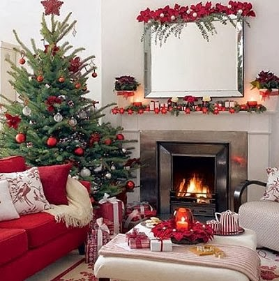 christmas decorating-christmas theme decorating ideas