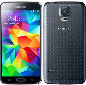 Four Charm Featured Presence Volition Samsung Galaxy S5 At Launch Inward 2014