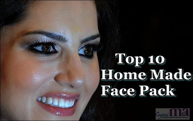 Top 10 Best face pack