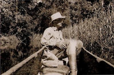 1-Luiz Edmundo Appel, próximo a Linhares, ES, abril de 1950.