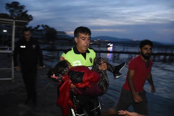 Τραγωδία στα ανοικτά της Αλικαρνασσού