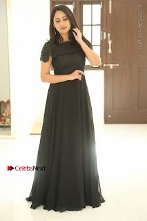 Actress Miya George Latest Po Gallery in Black Gown  0313.JPG
