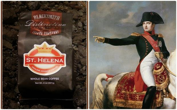 Image result for saint helena coffee
