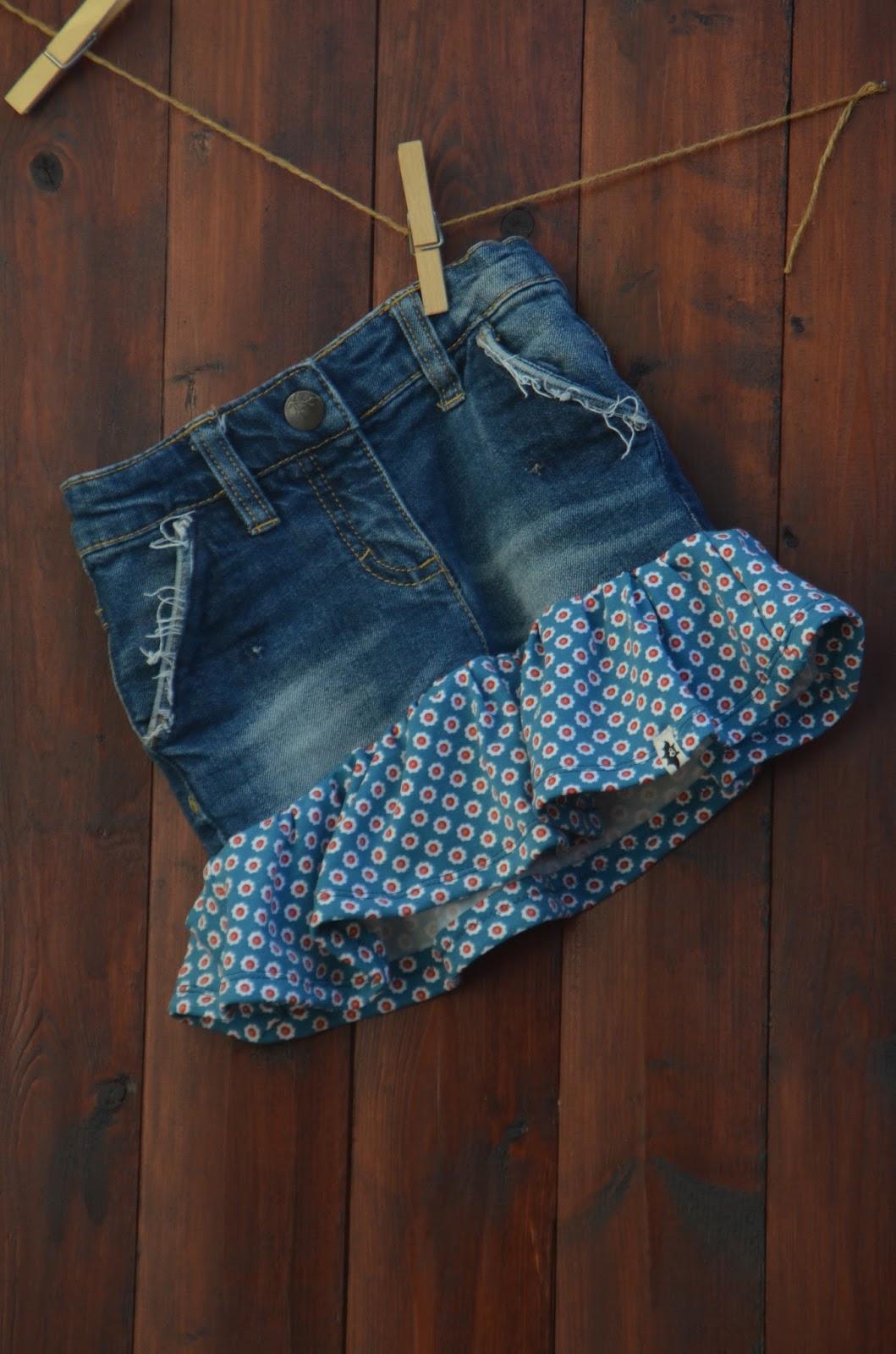 Jeans Recycling Rock Gagaya