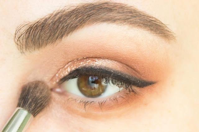 Повседневный макияж бюджетной косметикой: шаг 9