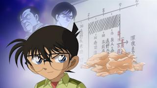 Detective Conan – Episódio 456: O Mistério Que Eu Amava