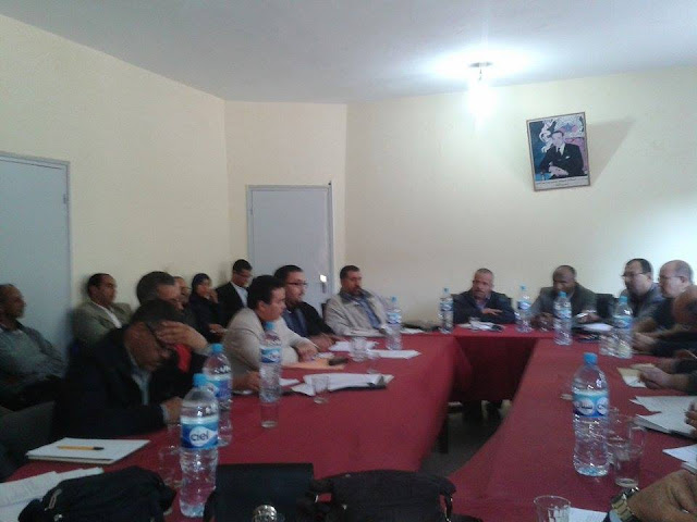 جلسة حارقة بمجلس جماعة وادي الصفا وهده ابرز نقطها: