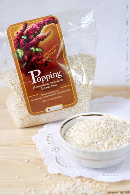 amarantus popping
