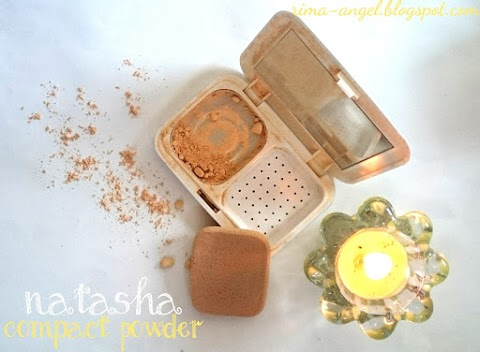 Review Natasha Compact Powder