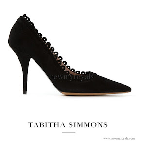 Crown Princess Victoria wore TABITHA SIMMONS Pumps