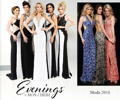 catalogo digital Vestidos Largos 2016