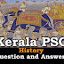 Kerala PSC History Question and Answers - 8