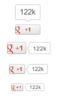 cara membuat tombol google +1