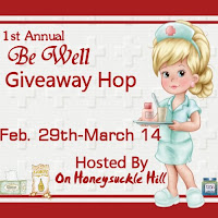 http://www.onhoneysucklehill.com/2016/01/1st-annual-be-well-giveaway-hop/