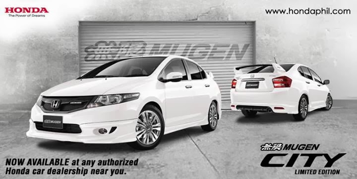 Honda City MUGEN Limited Edition