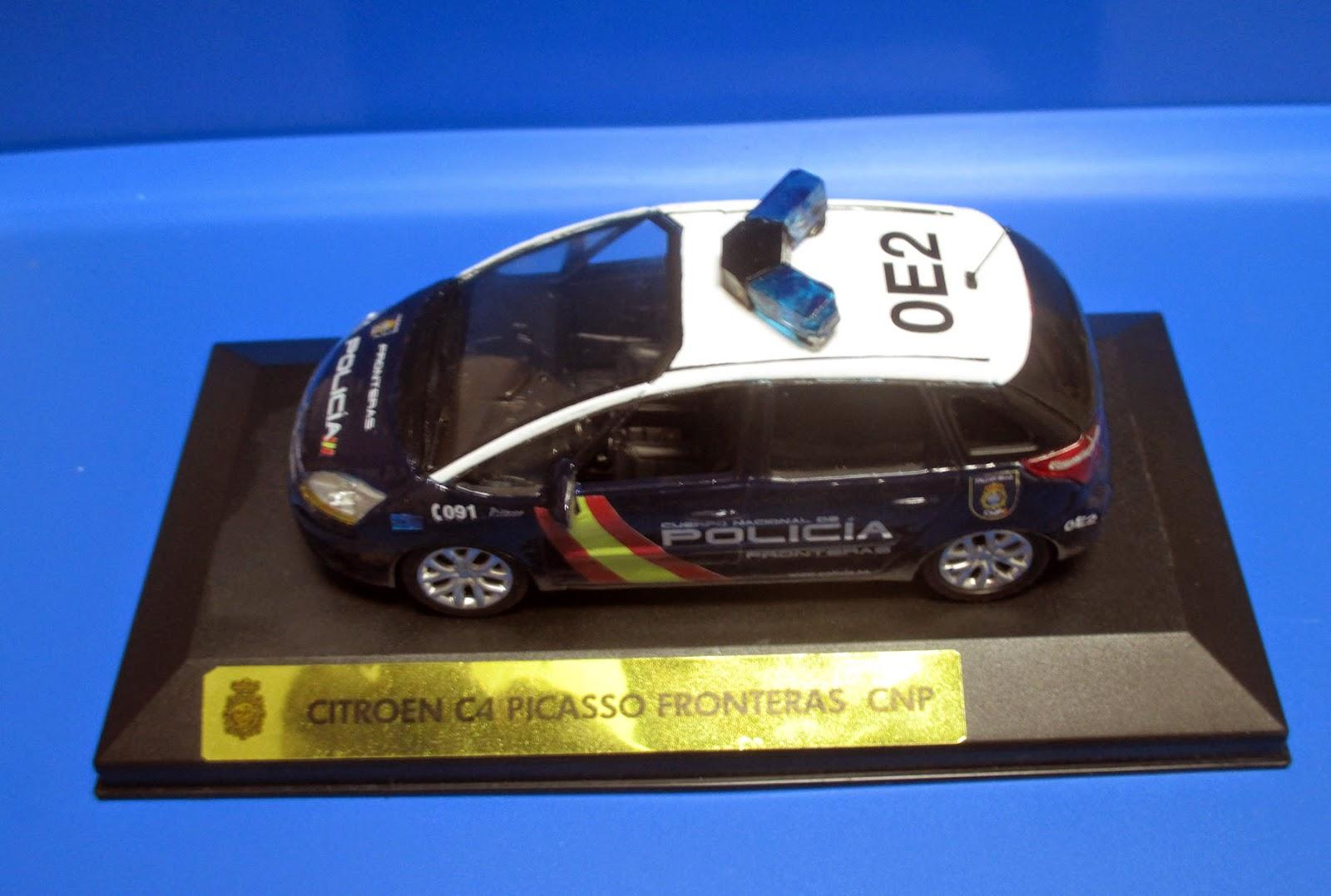 2014 Y AmbulanciasAgosto Miniaturas Miniaturas Policiales Policiales 5Aj34RL