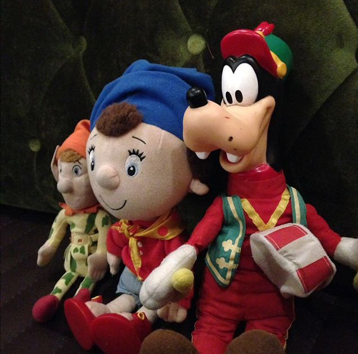 Looks Like Our Noddy And Friend Found A Good Home! So Adorable.