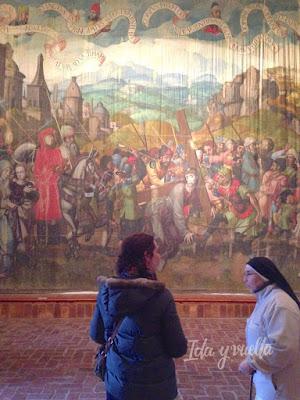 Monasterio de Sancti Spiritus con Sor Lola