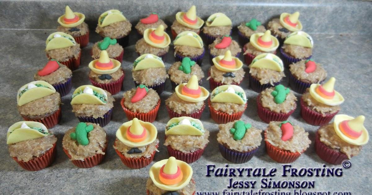 Fairytale Frosting Farewell Fiesta