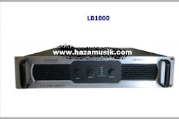 SEPESIFIKASI POWER WISDOM SERI LB1000 LB2000 LB3000