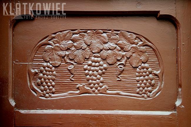 Wąbrzeźno: drewniane winogrona