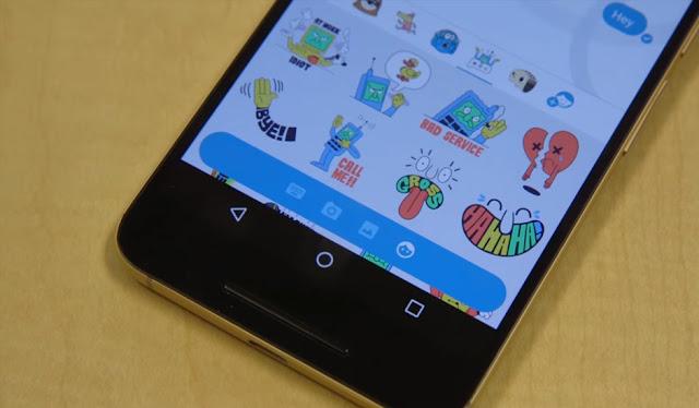 Aplikasi Google Allo Pesaing Aplikasi Whatsapp Messenger