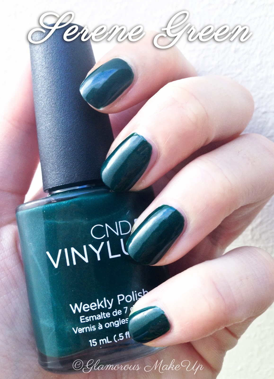 cnd vinylux vexed violet serene green review swatches glamorous makeup. Black Bedroom Furniture Sets. Home Design Ideas
