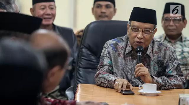 Kiai Said Usulkan Bantuan Operasional Madrasah kepada Pemerintah