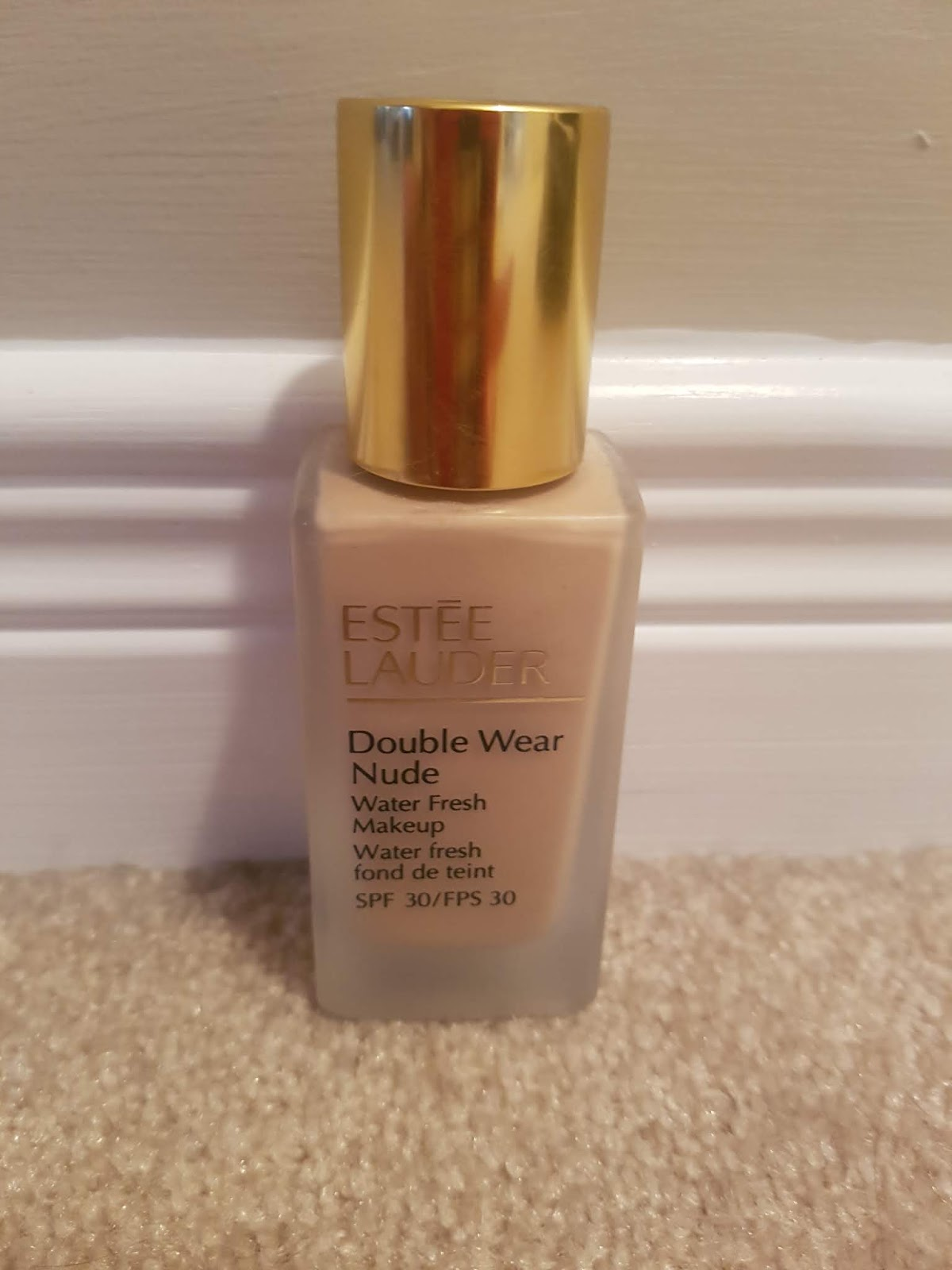 Masywnie My Makeup Issues: Estee Lauder Double Wear Nude Water Fresh Makeup LZ48