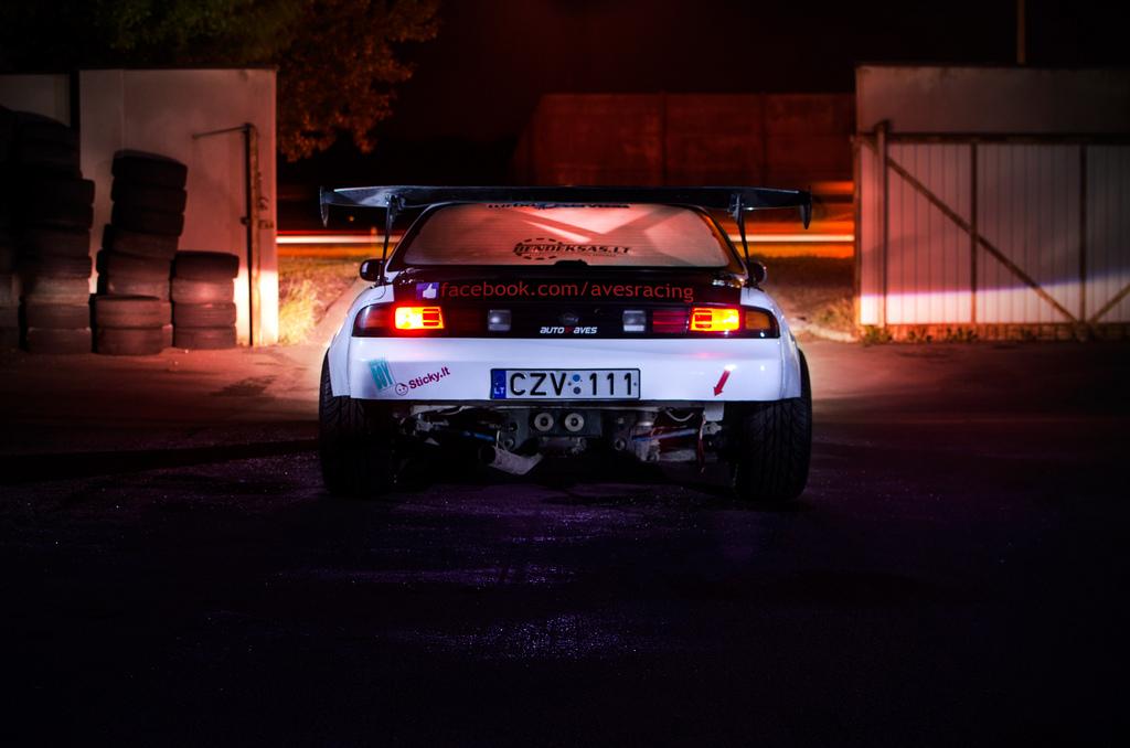 Nissan 200SX S14a, popularne sportowe samochody, SR20DET, tuning