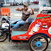 Ratusan Abang Becak Ikuti Sosialisasi Transportasi Wisata Halal