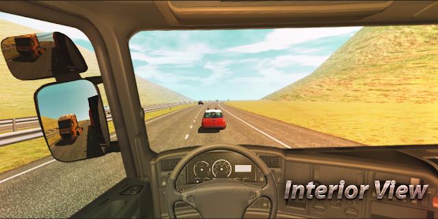 تحميل لعبة Camión Simulador لعبة الشحينات الكبيره للأندرويد