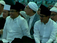 Habib Rizieq Syihab Sampaikan Wasiat Suci kepada Anies-Sandi, Ada Paslon Yang Gemetar dan Tersindir