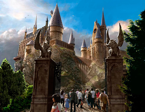 Parque do Harry Potter Orlando