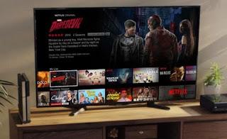 vedere Netflix in TV