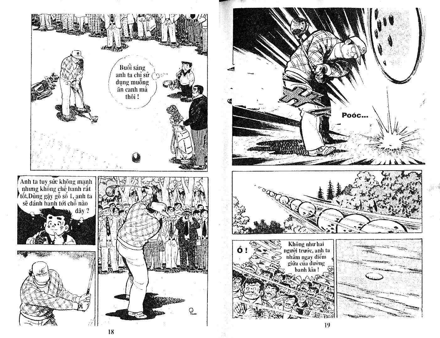Ashita Tenki ni Naare chapter 18 trang 7