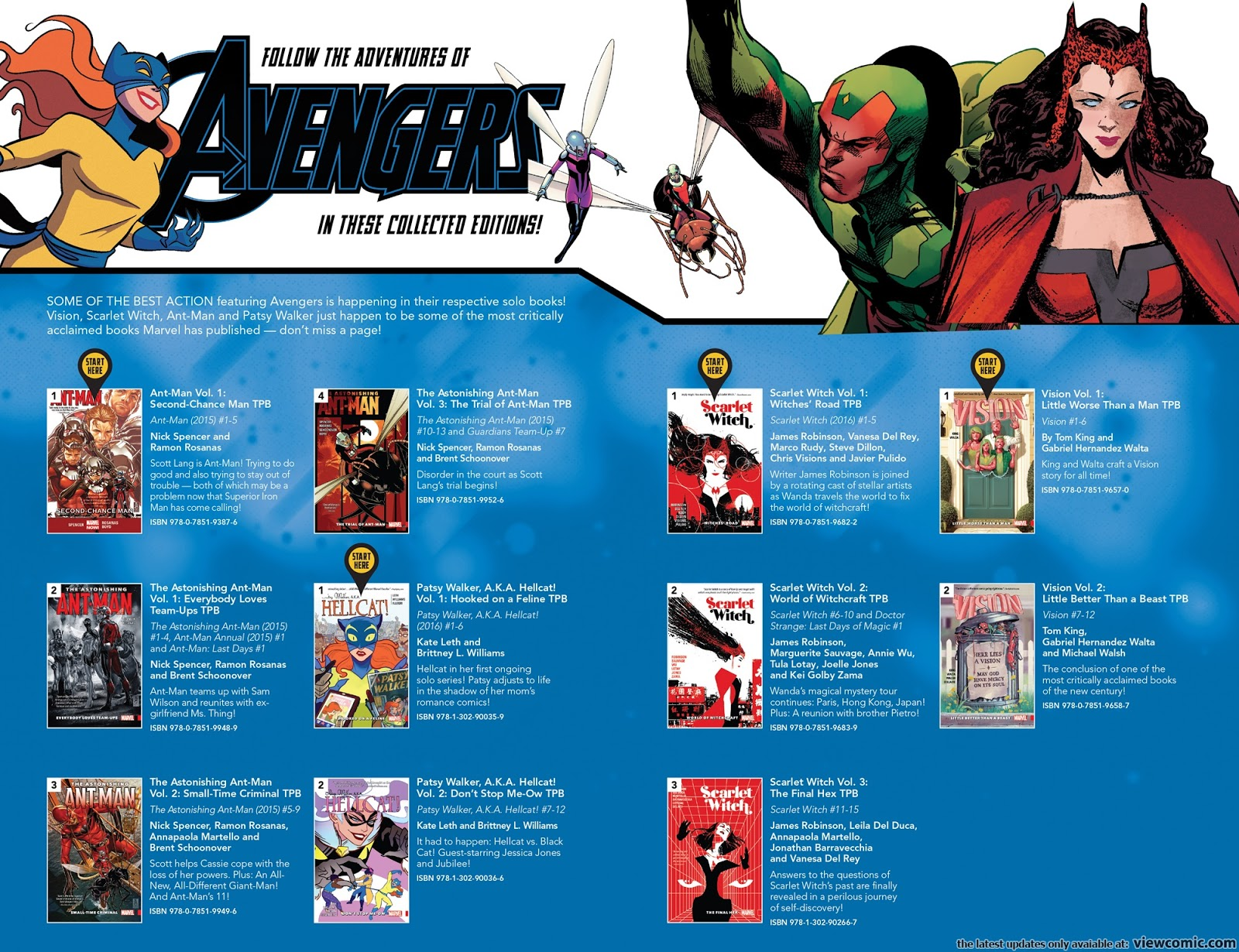 All-New, All-Different Marvel Reading Chronology 01 (2017
