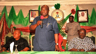 Abia State Governor Ikpeazu urges US to stamp made-in-Aba goods