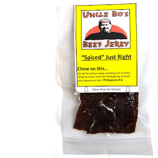 uncle bo's beef jerky