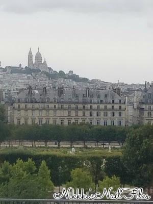 Arc de Triomphe, Monmartre, Paris