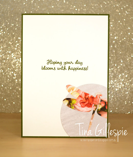 scissorspapercard, Stampin' Up!, Art With Heart, Colour Creations, Humming Along, Varied Vases, Petal Promenade DSP, Detailed Dragonfly Thinlits